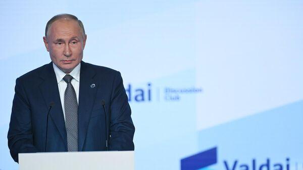 Путин высказался за мирное разрешение конфликта в Ливане