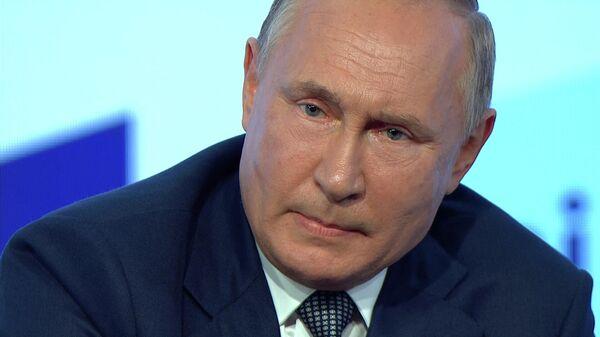 Путин рассказал о позитиве в СССР
