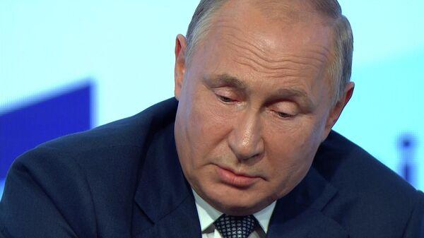 Путин: Многие пользовались преференциями социальных лифтов в СССР