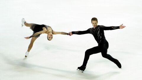 Александр Бойкова и Дмитрий Козловский