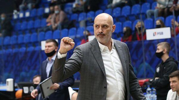 Главный тренер сборной России по баскетболу Зоран Лукич