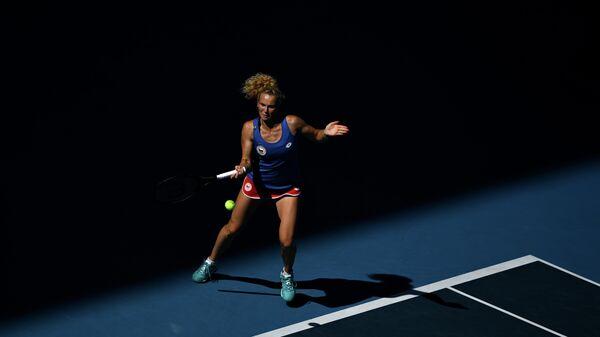 Чешская теннисистка Катерина Синякова