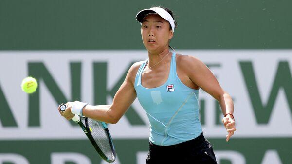 Американская теннисистка Энн Ли