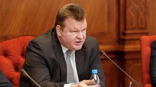 Бывший руководитель администрации главы Коми Михаил Порядин