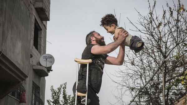 Работа фотографа Mehmet Aslan Hardship of Life, победившая в фотоконкурсе Siena International Photo Awards 2021