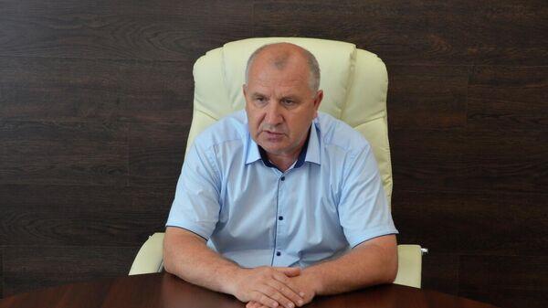 Глава администрации города Феодосии Сергей Бовтуненко