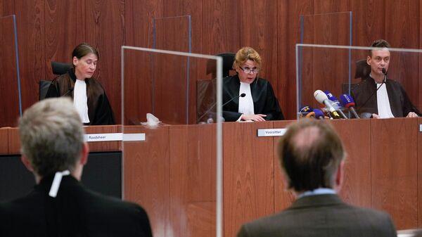 Заседание Апелляционного суда Амстердама по вопросу скифского золота