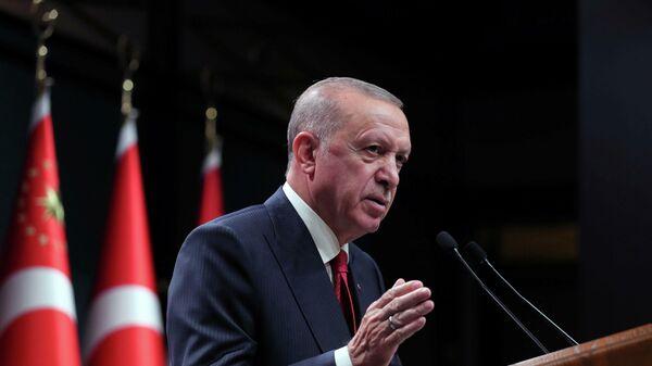 Каваларийский отскок. Эрдоган поставил западных послов на место