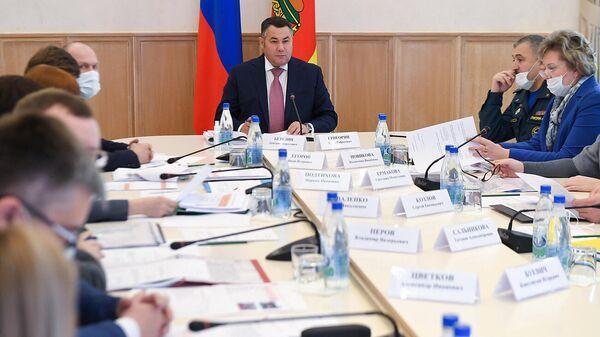 В больницы Тверской области  направят еще 17 аппаратов ИВЛ