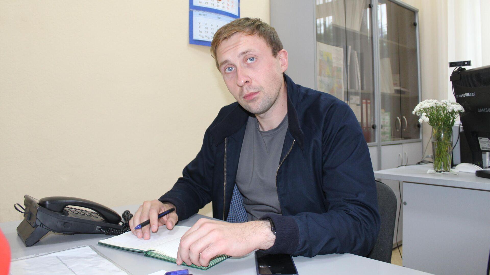Deputy of the Omsk City Council Ivan Ivchenko - 1920, 10/27/2021