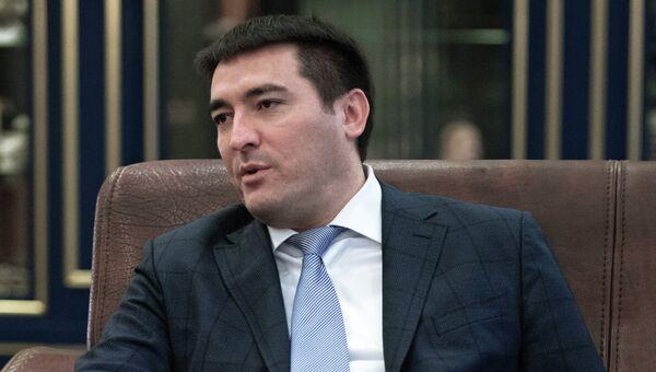 Первый вице-премьер Крыма Рустам Темиргалиев, архивное фото