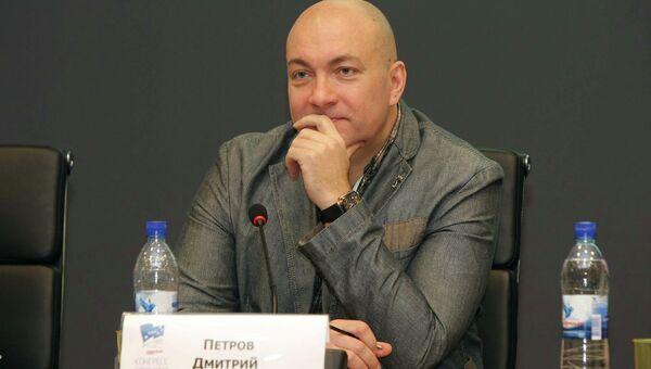 Экс-директор новосибирского рекламного агентства Б-52 Дмитрий Петров, архивное фото