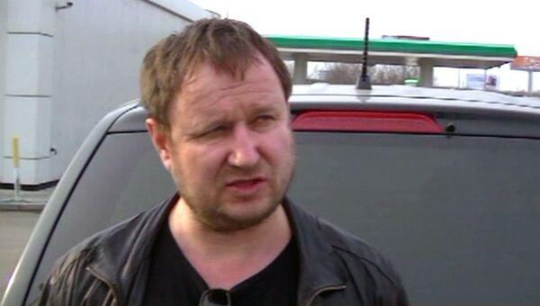 Вилор Струганов (Паша Цветомузыка). Архивное фото