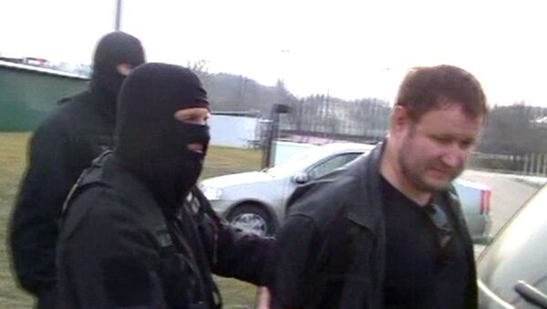 Криминальный авторитет Вилор Струганов (Паша Цветомузыка). Архивное фото