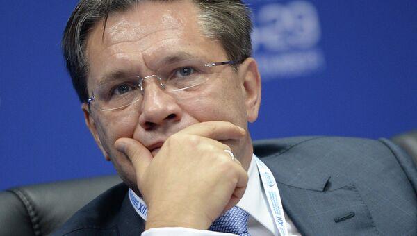 Заместитель министра экономического развития РФ Алексей Лихачев. Архив