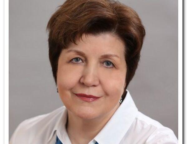 Помощник министра здравоохранения Ляля Габбасова
