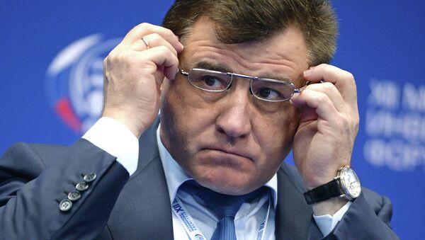 Губернатор Волгоградской области Сергей Боженов