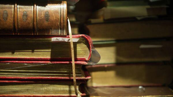 Литература. Архивное фото