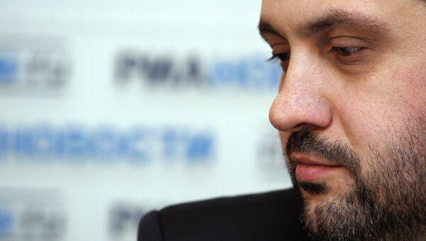 Председатель Синодального информационного отдела Владимир Легойда. Архивное фото