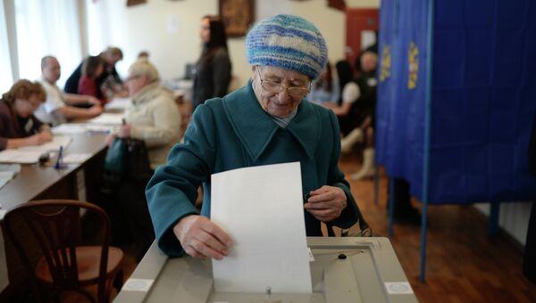 Досрочные выборы мэра Новосибирска