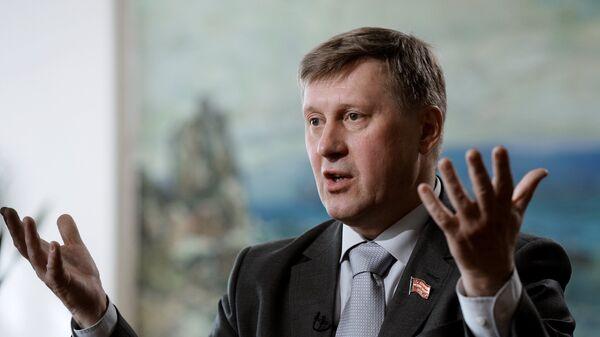 Анатолий Локоть, архивное фото