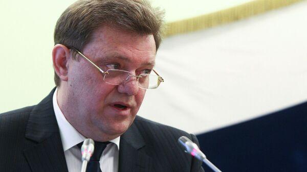 Мэр Томска Иван Кляйн, архивное фото