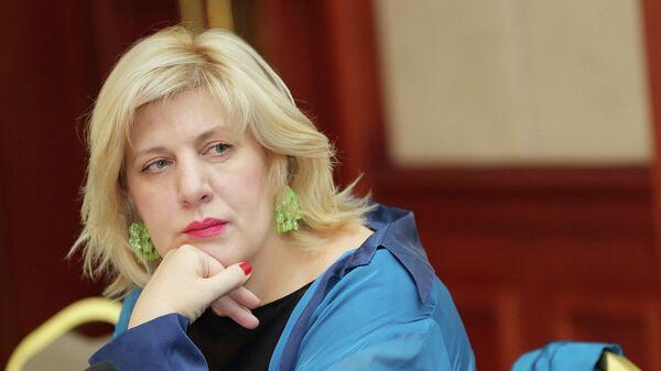 Дунья Миятович, архивное фото