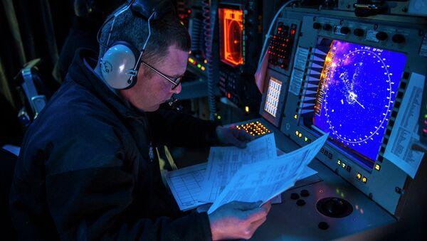 На борту эсминца ВМС США Donald Cook. Архивное фото