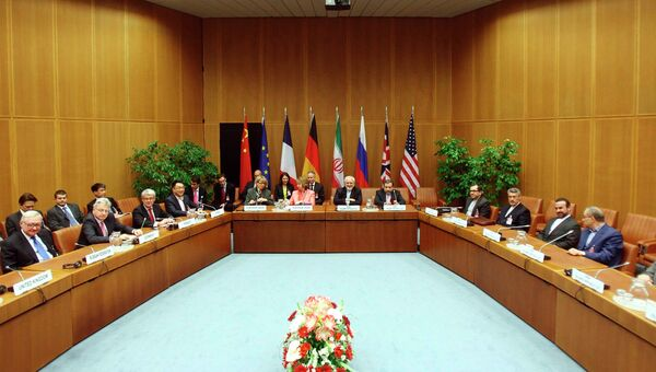 Встреча шестерки и Ирана по Иранской ядерной программе в Вене. Архивное фото