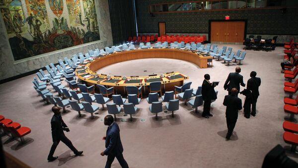 Подготовка в заседанию Совета Безопасности ООН в Нью-Йорке