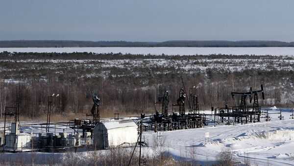 Западно-Останинское месторождение в Томской области