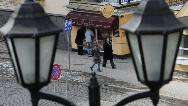 Рига, Латвия. Архивное фото