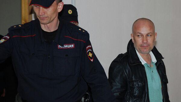 Заседание суда по делу о захвате заложников в белгородском банке