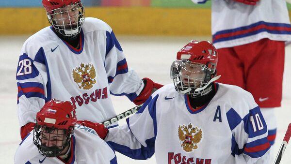 Иван Николишин, Александр Микулович и Илья Зиновьев (слева направо)