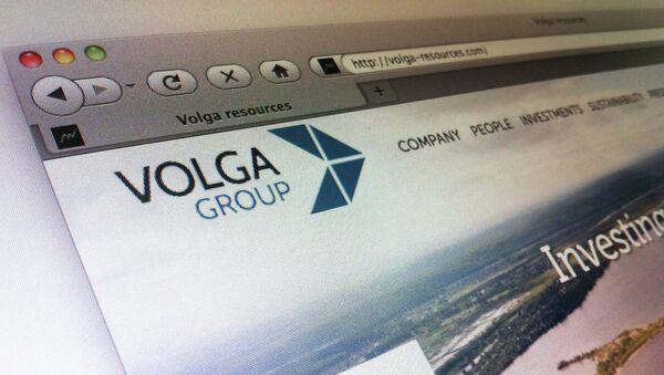 Сайт инвестиционной группы Volga Group