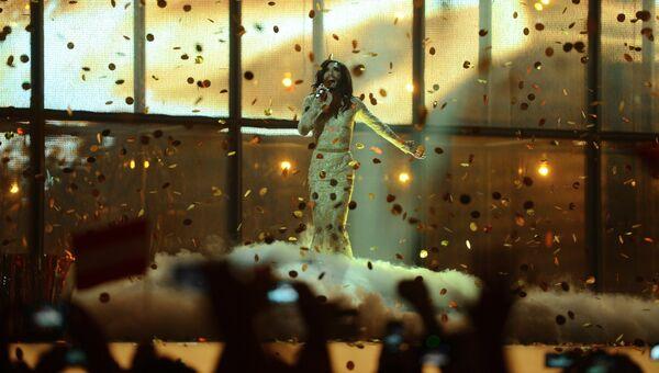 Финал международного конкурса песни Евровидение-2014, архивное фото