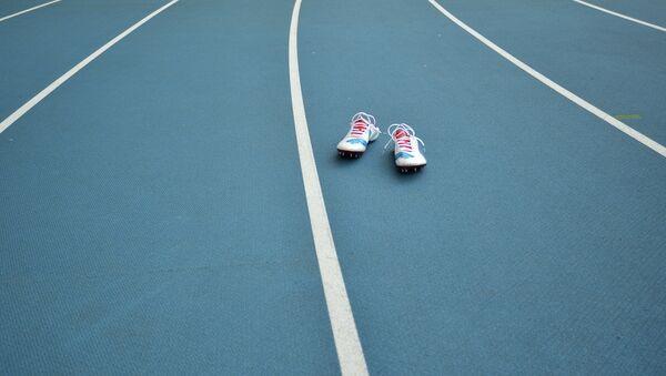 Легкая атлетика. Архивное фото