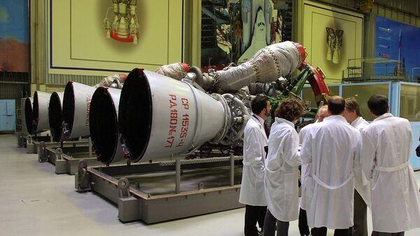 Ракетные двигатели РД-180