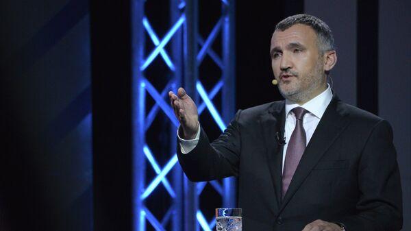 Кандидат в президенты Украины Ренат Кузьмин