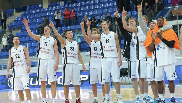 Баскетболисты Нижнего Новгорода. Архивное фото