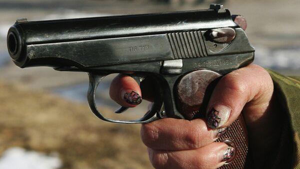 Стрельба из пистолета Макарова ПМ