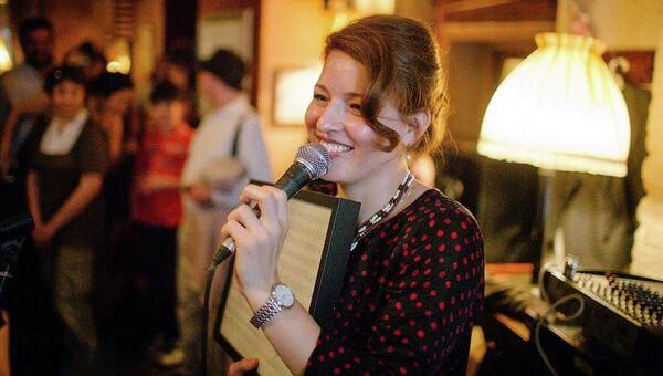 Пианистка Полина Осетинская