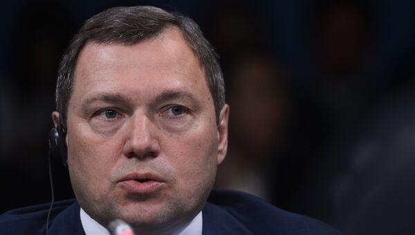 Генеральный директор ОАО Российские сети Олег Бударгин. Архивное фото