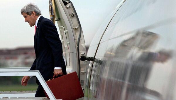 Госсекретарь США Джон Керри, архивное фото