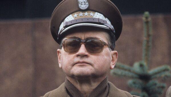 Войцех Витольд Ярузельский. Архивное фото