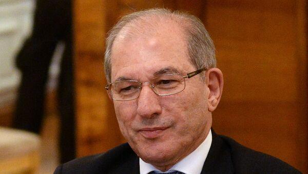 Генеральный директор ОЗХО Ахмед Узюмджю. Архивное фото