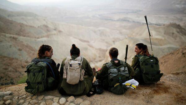 Солдаты израильского батальона Каракаль.