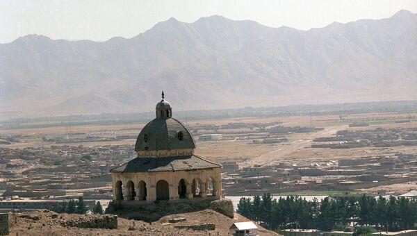 В окрестностях города Кабула. Архивное фото