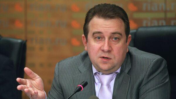 Алексей Рахманов. Архивное фото