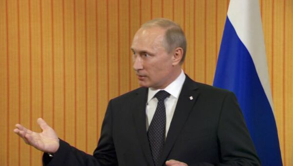 Нужно прекратить карательную операцию - Путин о событиях на Украине